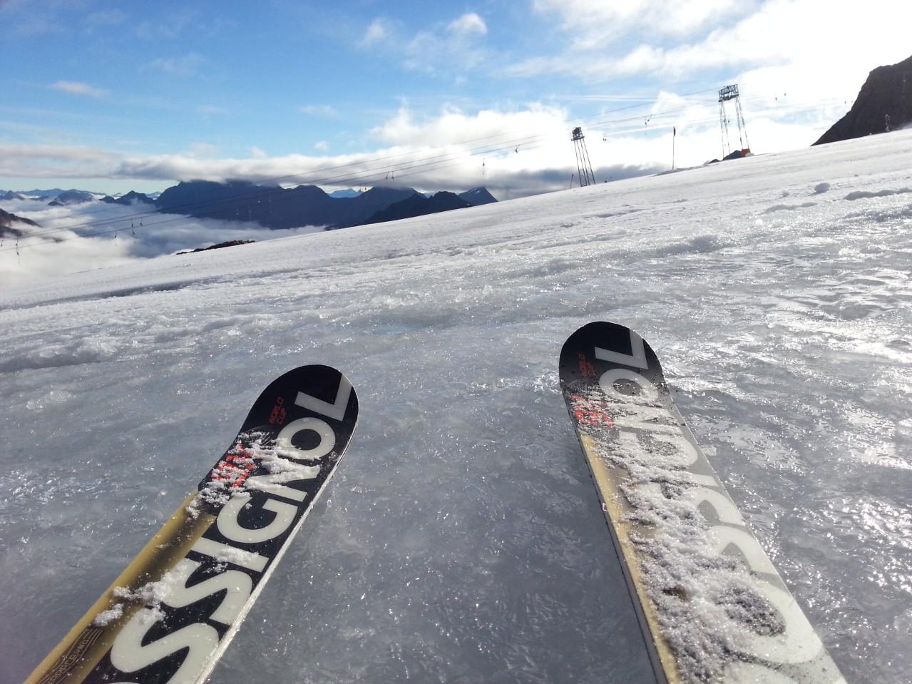 Stubaier Gletscher Saisoneröffnung