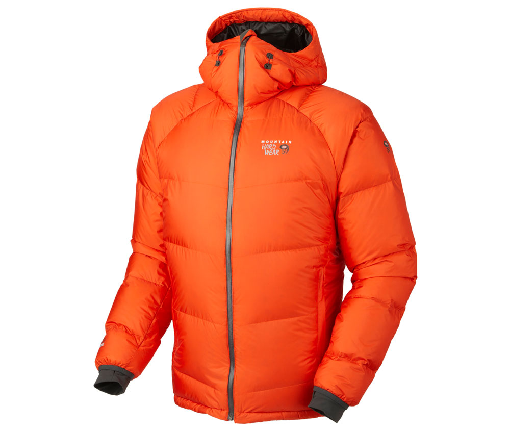Mountain Hardwear Daunenjacke Nilas Herren State Orange