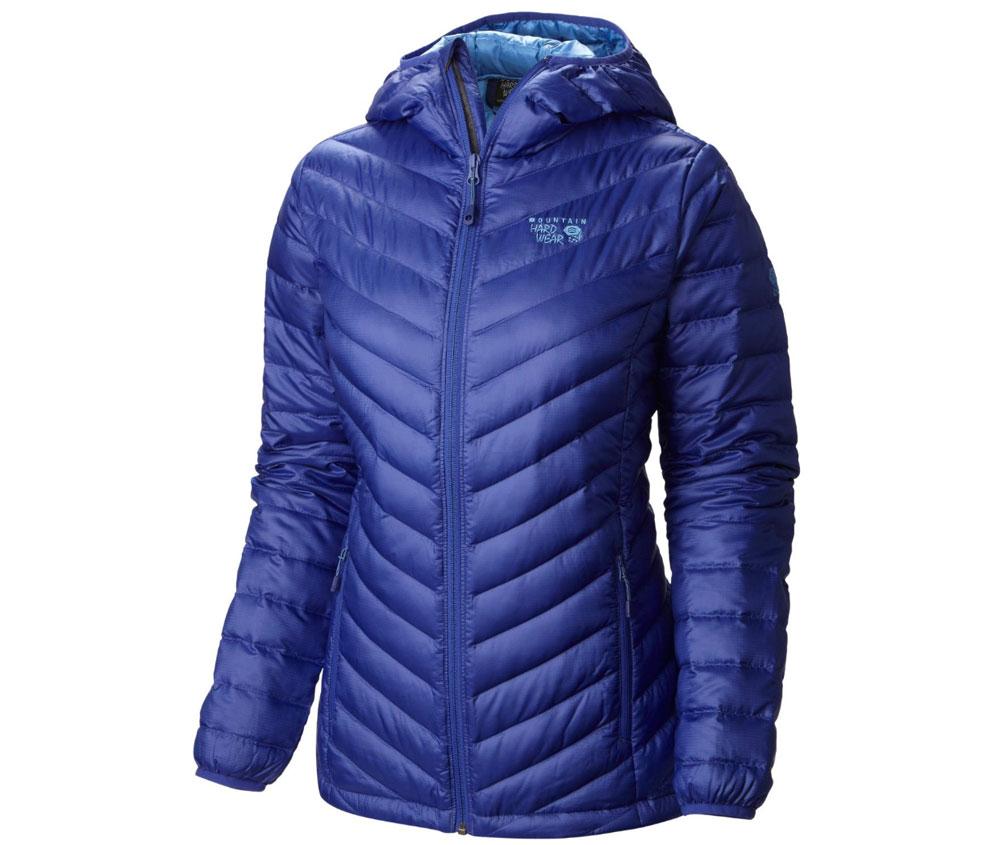 Mountain Hardwear Daunenjacke (Damen) Nitrous mit Kapuze