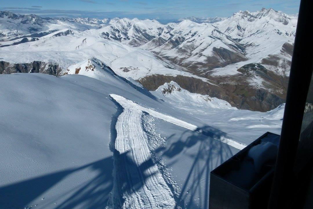 Powder-tipps wochenende Sölden Schweiz Neuschnee Südstau