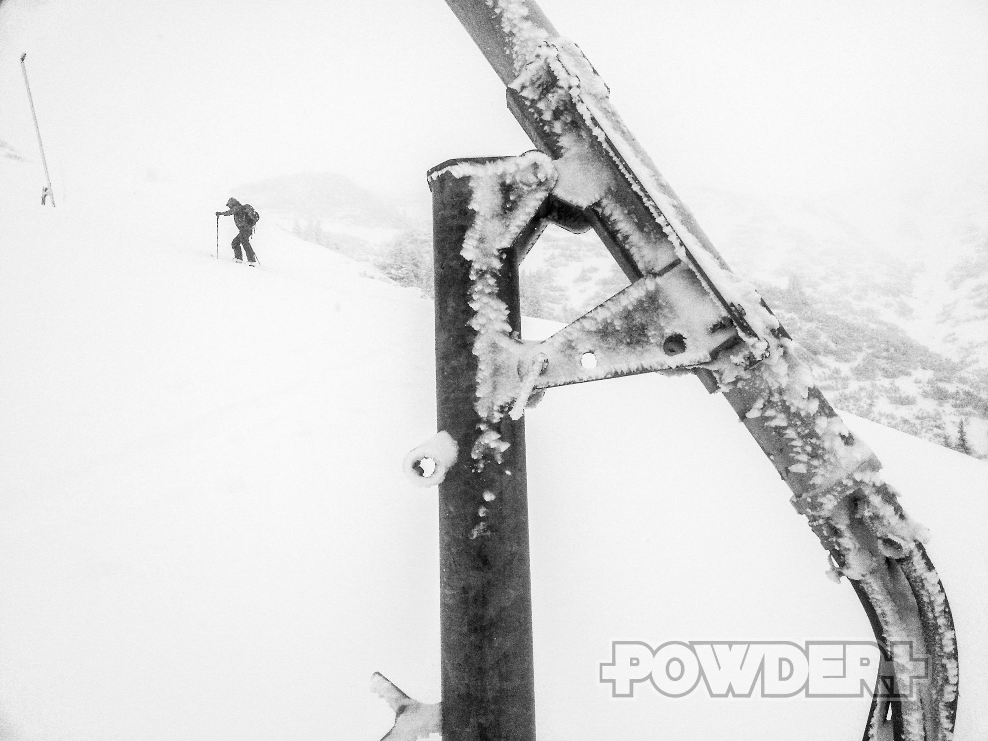 Skitour, Frühwinter, Seefeld, Tirol, Powder, Frau Holle, Schneekanone