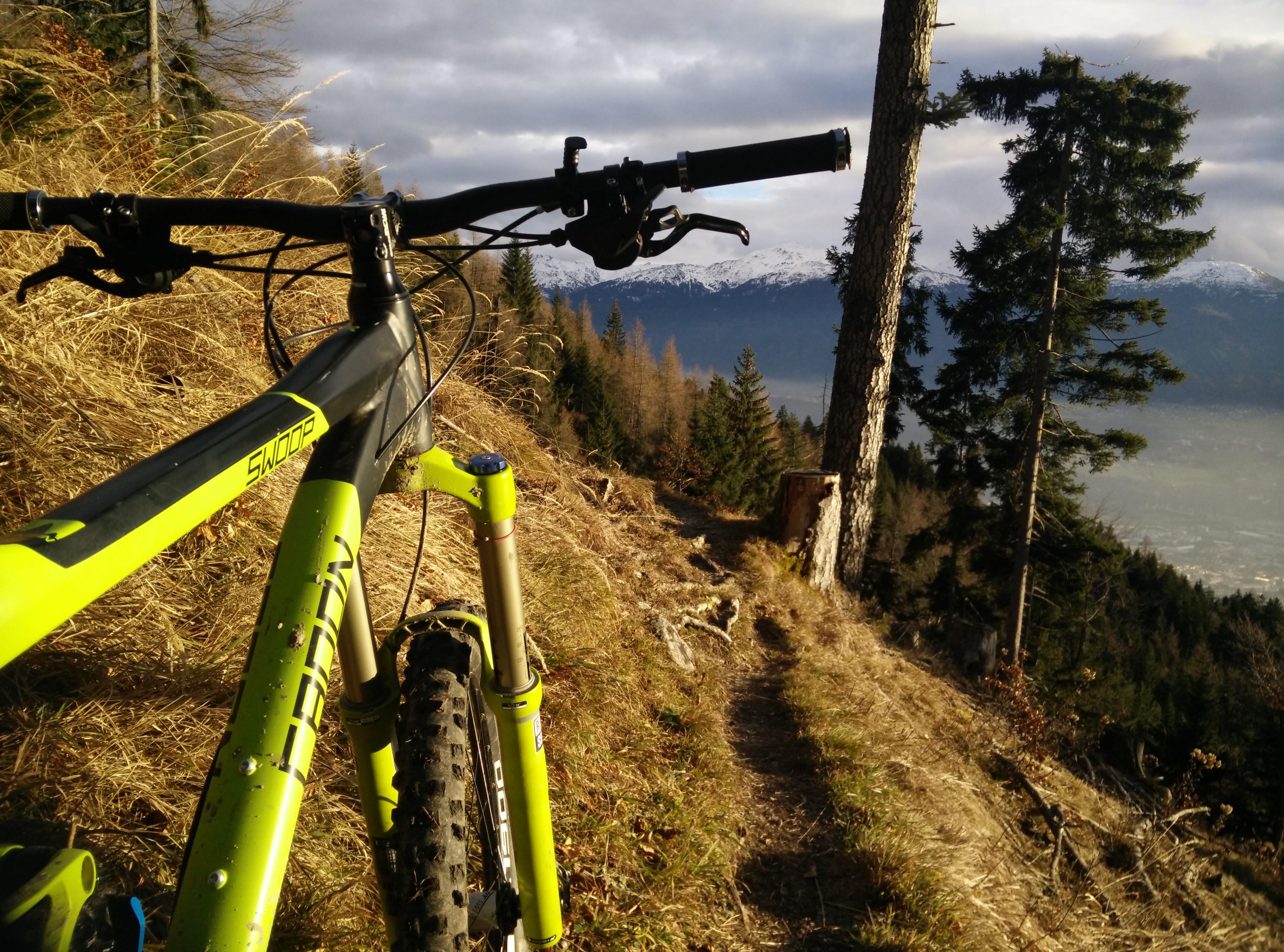 Biken statt Powdern, Videos der Woche, Radon