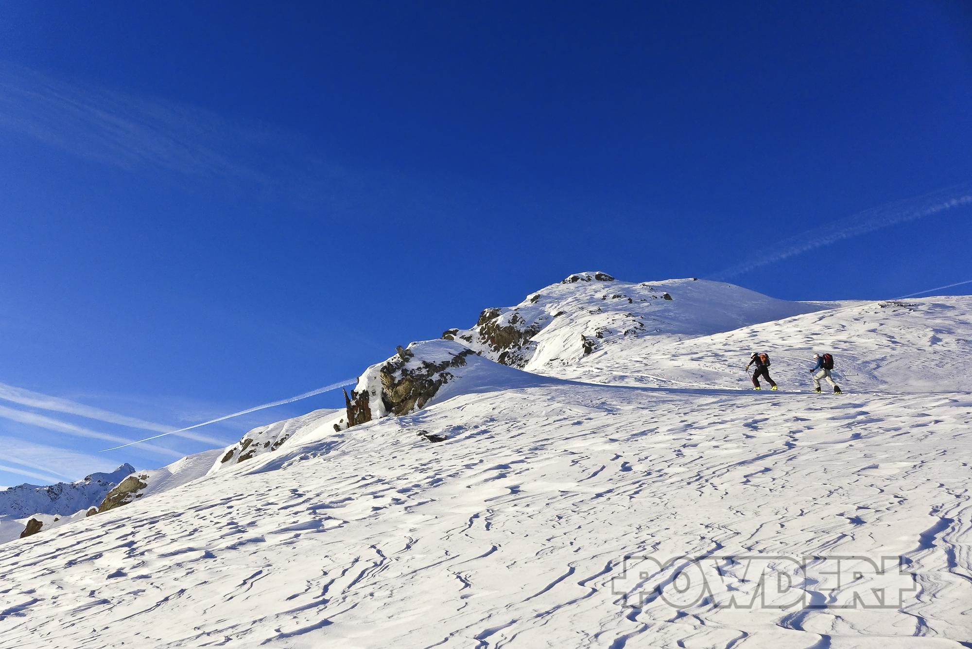 Pazola Badus Rossbodenstock Skitour