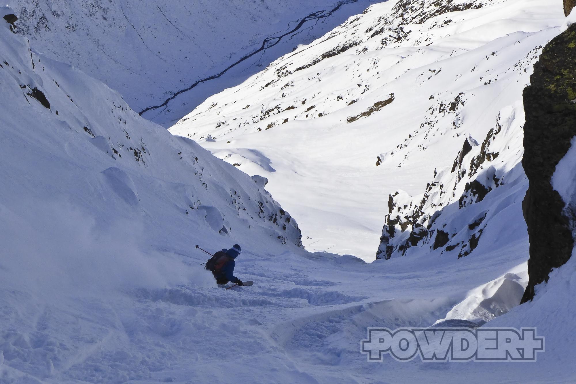 Pazola Badus Skitour