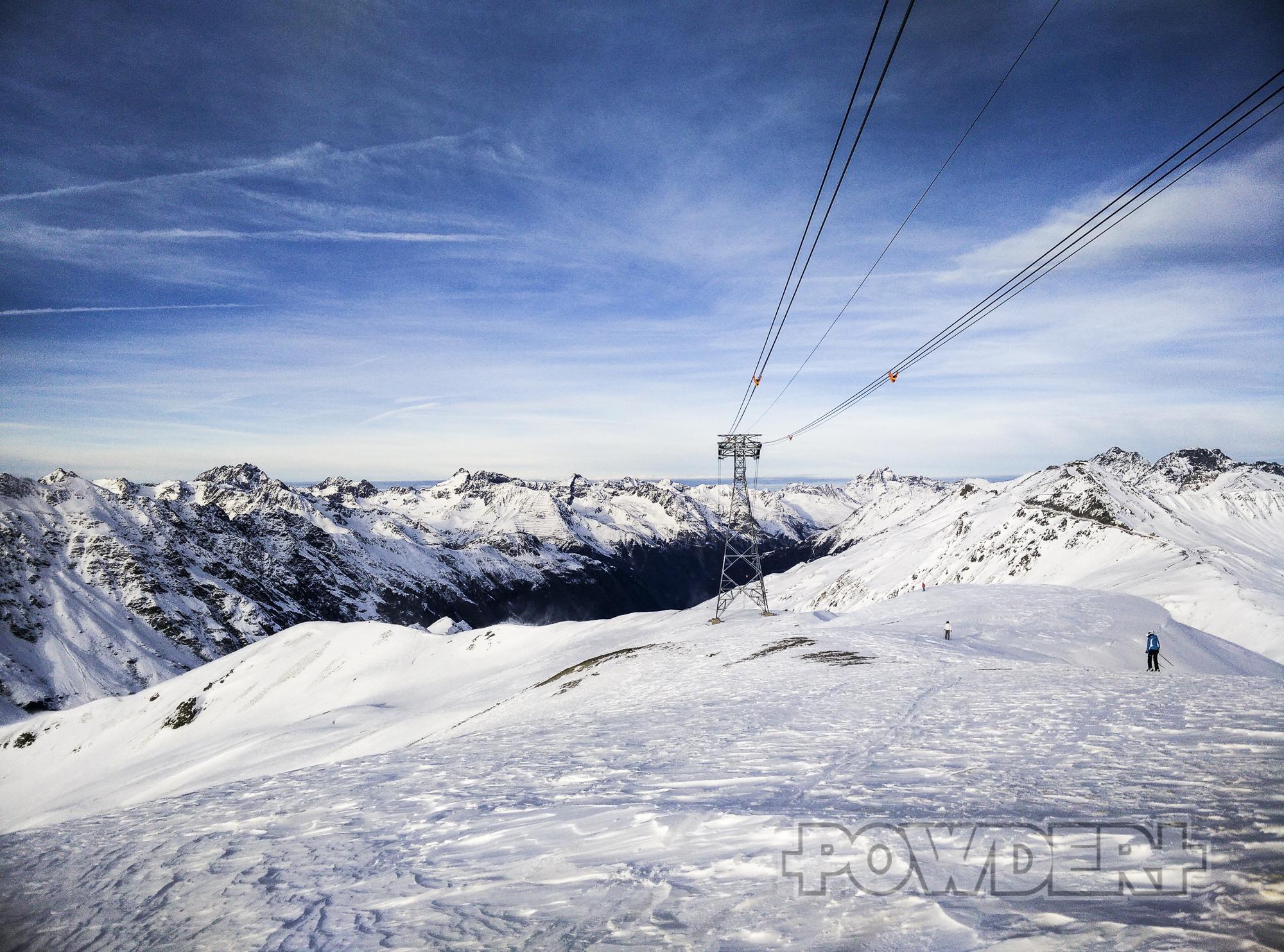 Ischgl, wenn der Schnee fehlt, Klimaerwärmung, Freeride 2.0, Stolperskifahren, tirol, freeride, Val Gronda, Piz Val Gronda, Kuhstall
