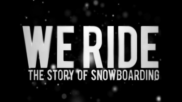 The Story of Snowboarding