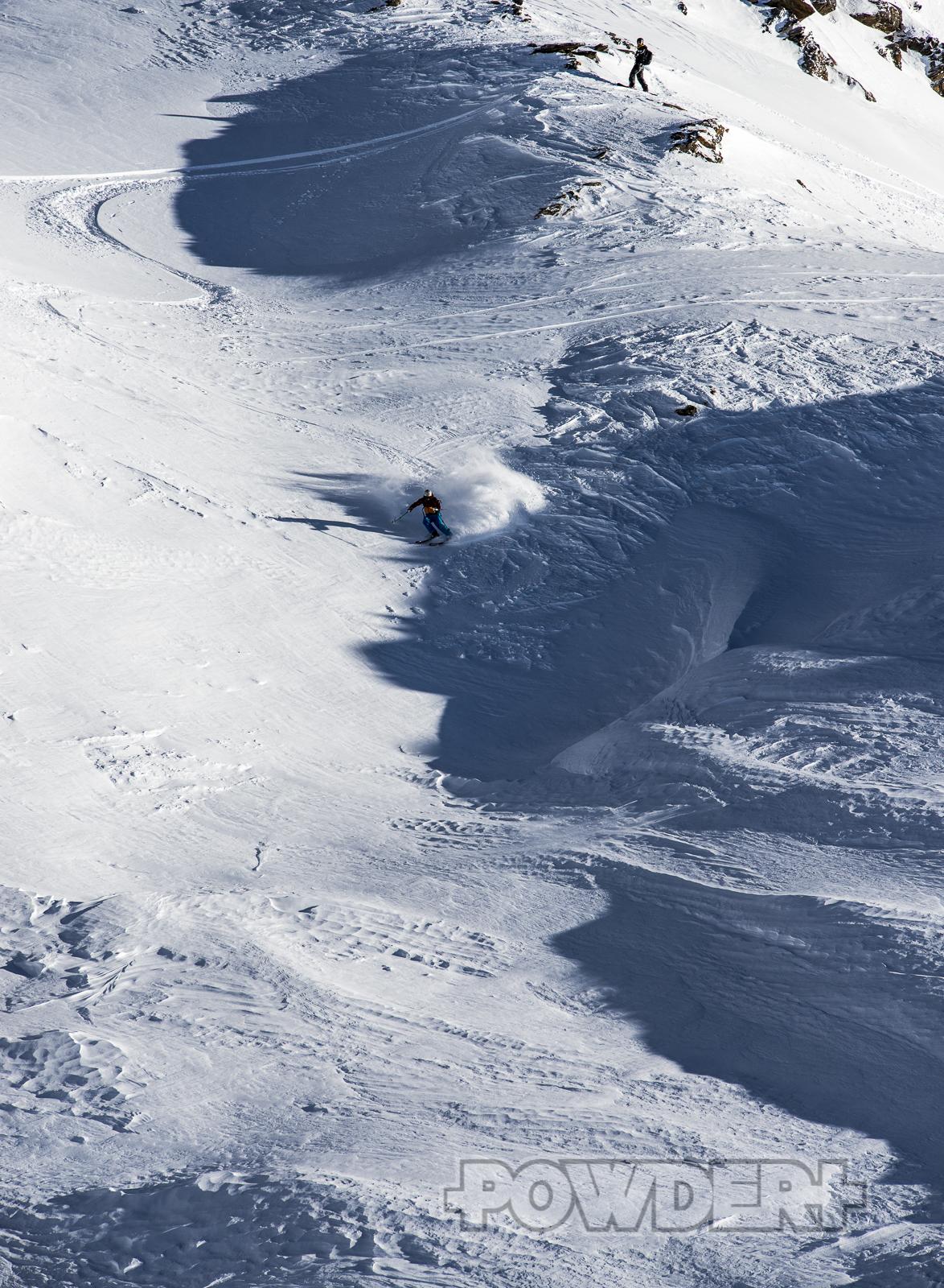 Powder Report Obergurgl