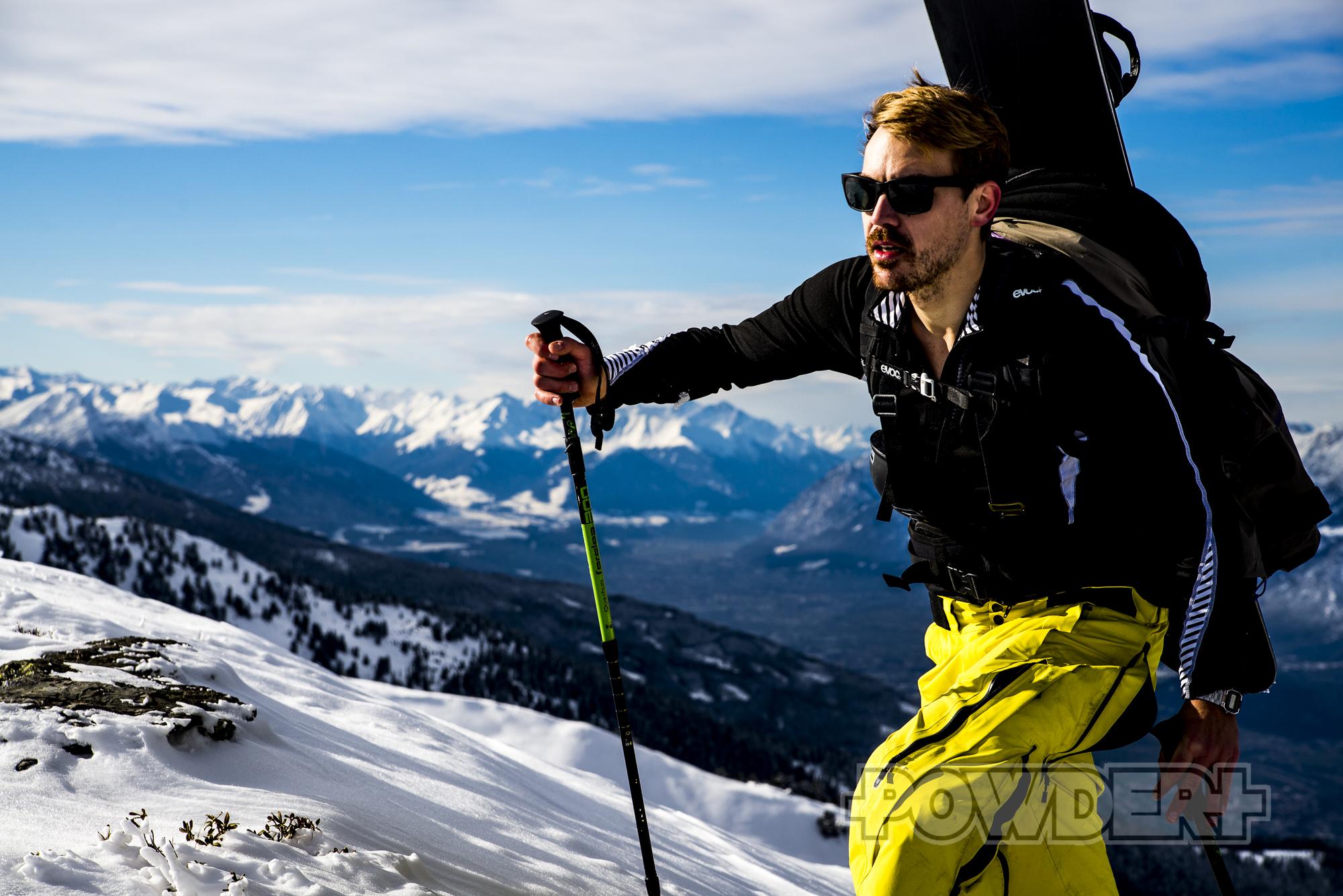 Skitour, Hochfügen, Sonntagsköpfl, LWS 3, LWD Tirol, Lawine Ostwand, Hochzillertal