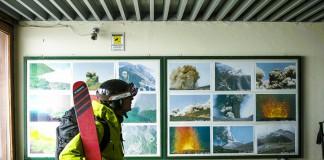 Feuer, Eis und schwarze Materie, skitour, ätna, skitour ätna, skitour etna