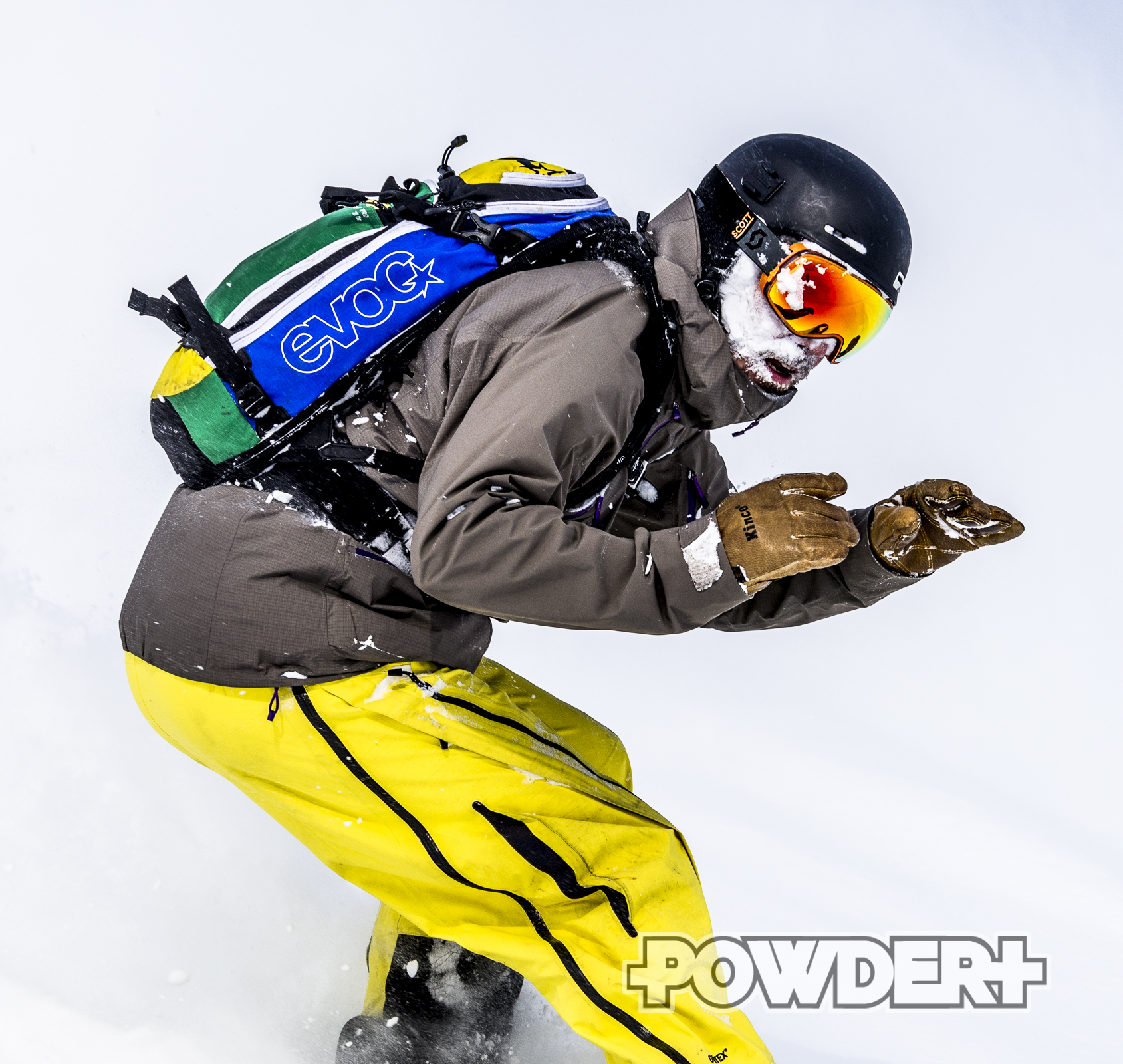 Kinco Ski Glove, Kinco, Freeridehandschuh, Silvretta Montafon, Powder, Freeride, Montafon, Hochjoch, Schruns, Snowboard, Novatal, POwder, Powderplus, Powder plus