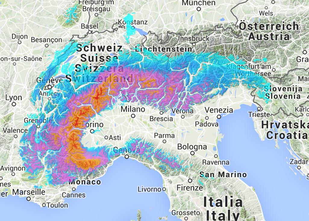 Wetter Italien