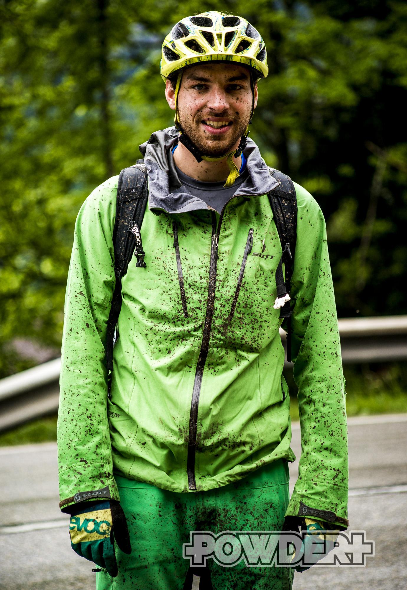 bike, tirol, achensee, mtb, alm, speckknödel, feucht, Regenbiken, biken im Regen, Singletrail