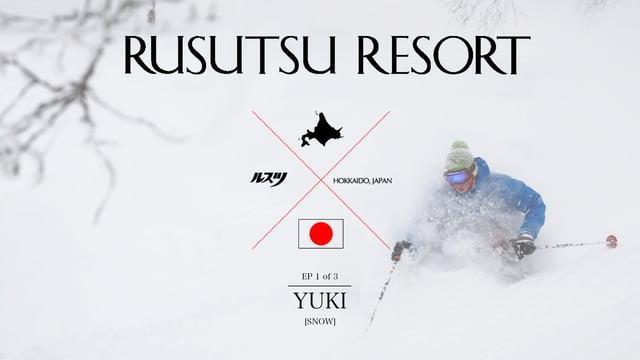 Yuki Yuki, Rusutsu, Yuki, Japow