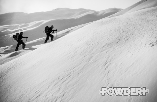 arlberg, flexenpass, skitour, frühwinter, fingers, Zürs, powder, powder report, powderplus