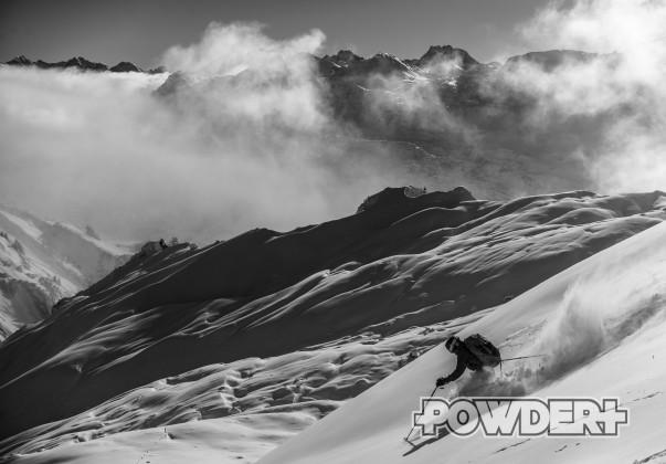 arlberg, flexenpass, skitour, frühwinter, fingers, Zürs, powder, powder report, powderplus