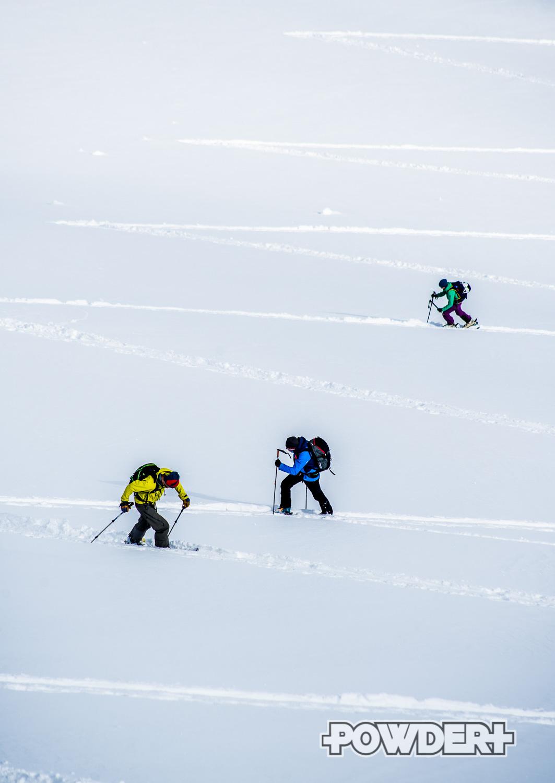 Spitzkehren gehen, spitzkehren, kickturns, spitzkehre freeride, spitzkehre skitour, aufstieg freeride, skitour spitzkehre