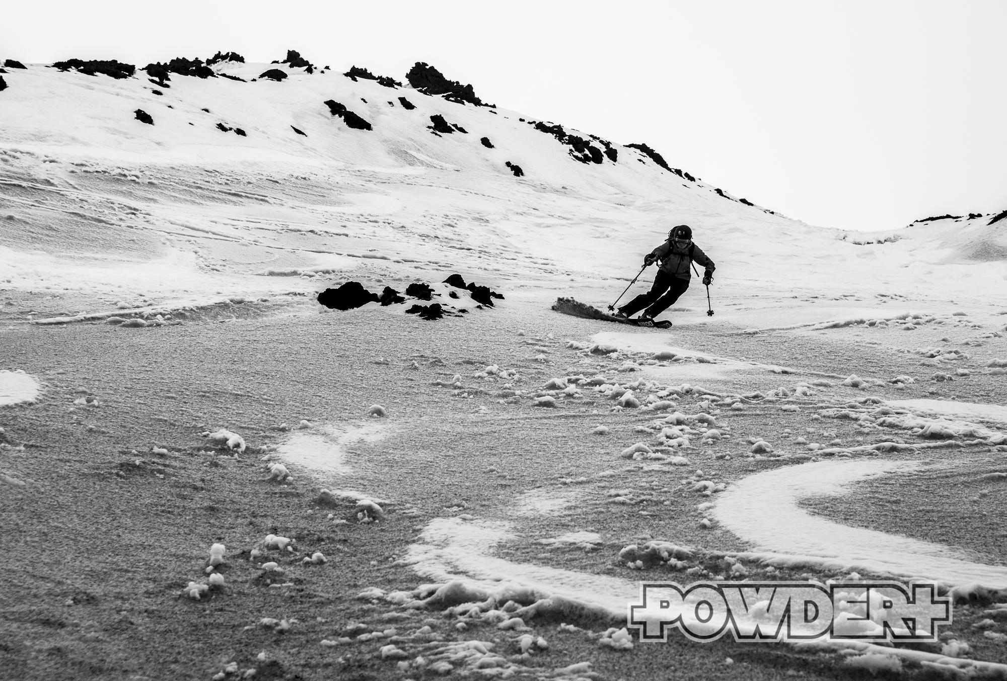Freeride Skitour Ätna, ätna, sizilien, freeride, skitour, skitouring, schwarze materie, skitour ätna,etna, freeride ätna